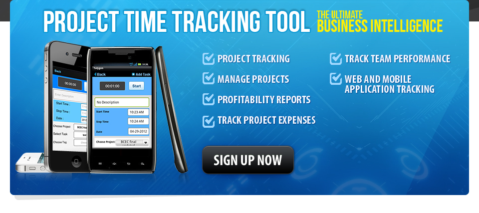 Online Time Tracking Tool