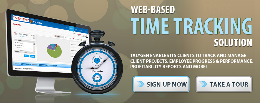 Web Based Time Tracking Software